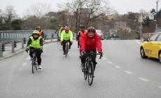 Murat Aydın bisiklet geleneğini Beykoz'a taşıdı