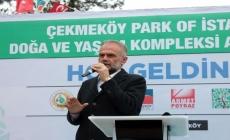 Başkan Poyraz'dan Nişantepe'ye metro müjdesi