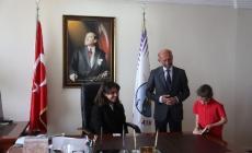 Erdem Gül, Başkanlık Makamını Çocuklara Devretti