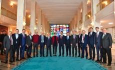 İmamoğlu CHP'li başkanları topladı