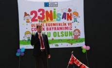 Kadıköy'de 23 Nisan Karnaval Havasında Kutlandı