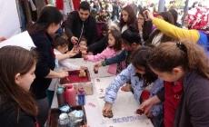 """Şile'de """"Sokakta Şenlik Var Anne"""" Etkinliğine Yoğun İlgi!.."""