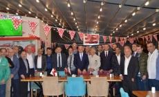 Ümraniyespor'dan geleneksel iftar yemeği