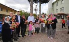 Tarım ve Orman Bakanı Pakdemirli Şile'de