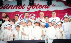 Ümraniyeli Çocuklara Festival Gibi Sünnet Şöleni