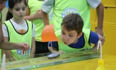Bilim merkezlerinde heyecanlı etkinlik