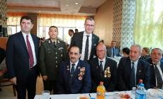 Ataşehir'de Gaziler Anıldı