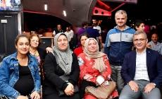 Boğaziçi Mehtapları Konserinin İkincisi Üsküdar Valide Sultan Gemisi'nde Gerçekleşti