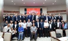 Ümraniye Belediye Başkanı İsmet Yıldırım, Gaziler Günü'nde Gazilerle Bir Araya Geldi