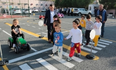 Minik Sürücüler Trafik Eğitiminde