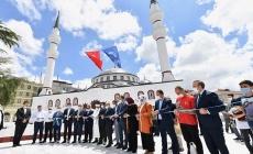 Şehit Onur Ensar Ayanoğlu Cami İbadete Açıldı