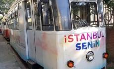 Yenilenen Moda Tramvayı İstanbullularla Buluşuyor