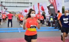 15. İstanbul Yarı Maratonu'nu İBB'li Sporcular Birinci Tamamladı