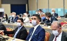 Gökhan Yüksel, İl Filyasyon Çalışmaları Takip Kurulu Toplantısına Katıldı
