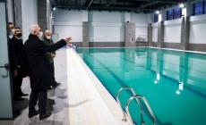 Atakent'teki Yarı Olimpik Yüzme Havuzu Açılış İçin Gün Sayıyor
