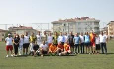 Merhum Aydın Gülmez, Futbol turnuvası ile anıldı