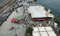 İstanbullu Adalar'a akın etti