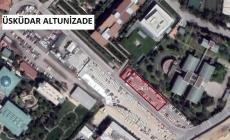 Üsküdar'daki kupon arazi otel oluyor!