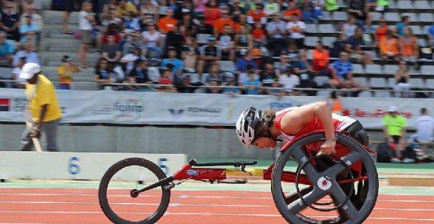 1990 yılında yeryüzünde bir çiçek açtı.Paralimpik Atlet Milli Sporcu Tuğçe Akgün