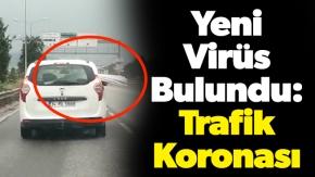 Yeni Virüs Bulundu: Trafik Koronası